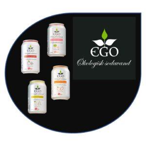 EGO Økologis Sodavand