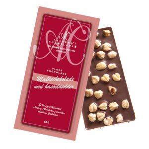 Pladechokolade