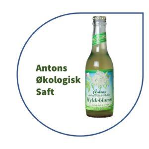 Antons øko saft